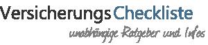 Versicherungscheckliste Logo